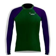 Long Sleeve Western Reserve Rowing Association Warm-Up Shirt