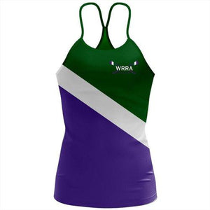 Western Reserve Rowing Association Women's Sassy Strap Tank