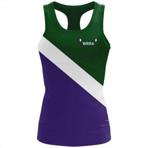 Western Reserve Rowing Association Women's T-back Tank
