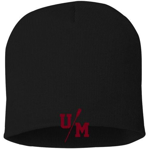 Straight Knit UMass Men's Rowing Beanie