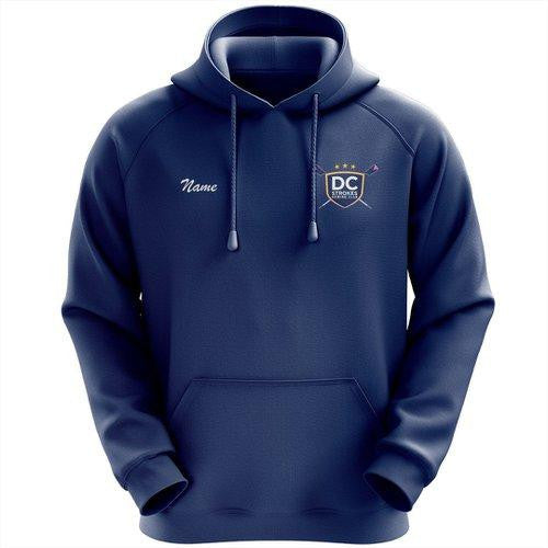 Hooded DC Strokes Rowing Club Pullover Sweatshirt