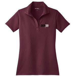 Friends of Concord Embroidered Performance Ladies Polo