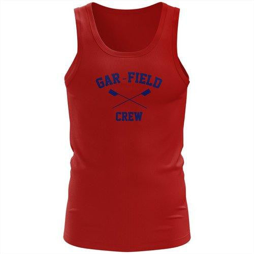100% Cotton Garfield Crew Tank Top