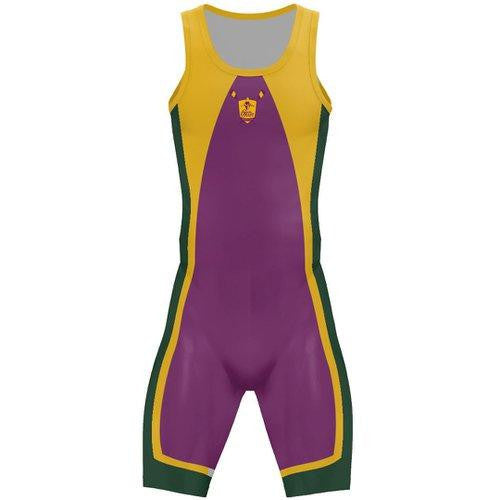 Gentle Giant Rowing Club Men's Unisuit