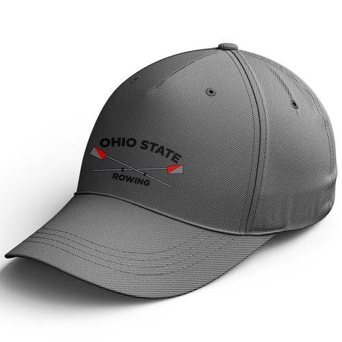 Official Ohio State Rowing Cotton Twill Hat