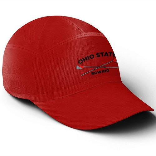 Ohio State Rowing Team Competition Performance Hat