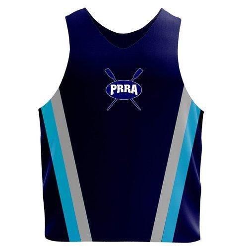 Passaic River Rowing Association Men's Traditional Dryflex Spandex Tank