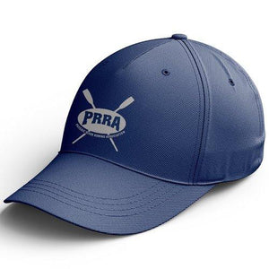 Official Passaic River Rowing Association Cotton Twill Hat