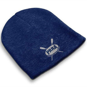 Straight Knit Passaic River Rowing Association Beanie