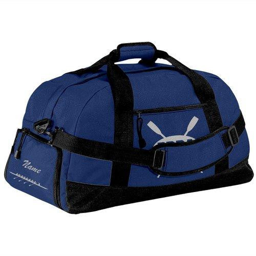 Passaic River Rowing Association Team Race Day Duffel Bag