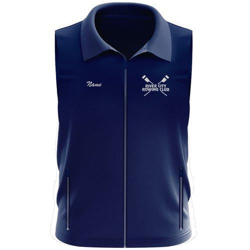 River City Rowing Club  Team Nylon/Fleece Vest