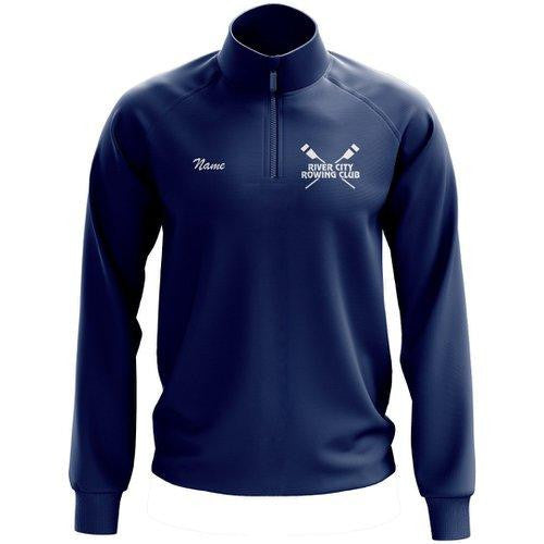 River City Rowing Club  Mens Performance Pullover