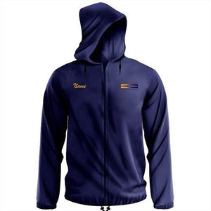 Official Rockford YMCA Rowing Crew Team Spectator Jacket