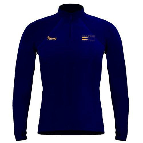 Rockford YMCA Rowing Crew Ladies Pullover w/ Thumbhole