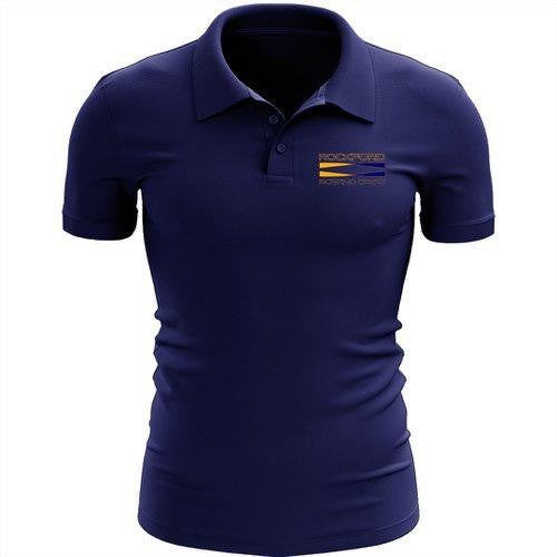 Rockford YMCA Rowing Crew Embroidered Performance Men's Polo