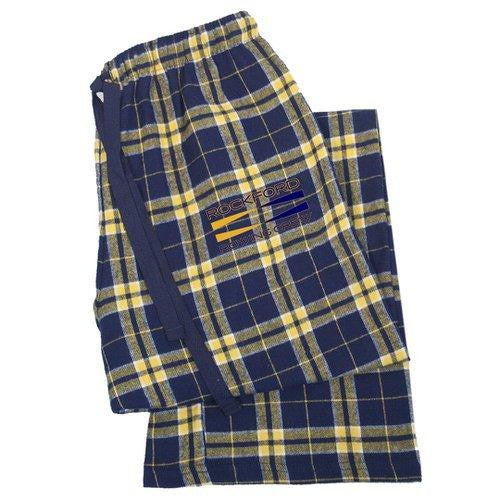 Rockford YMCA Rowing Crew Flannel Pants