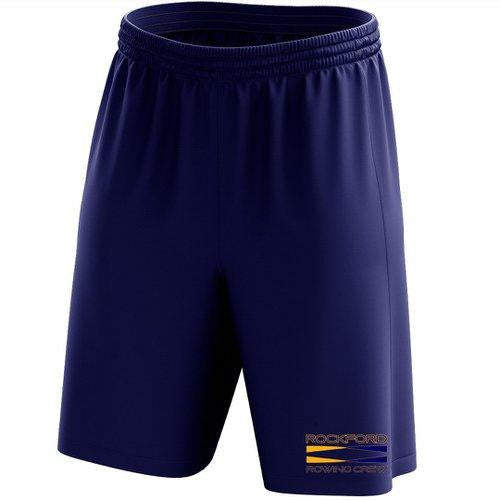 Custom Rockford YMCA Rowing Crew Mesh Shorts
