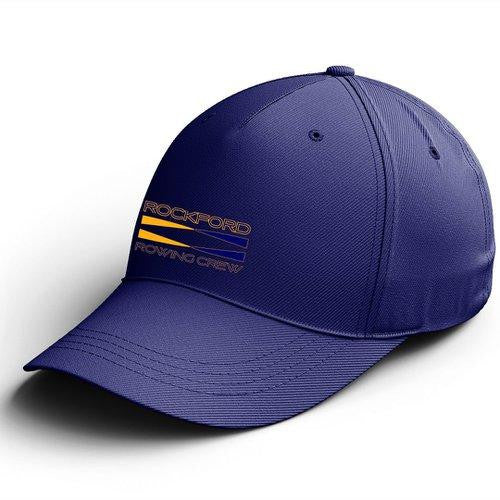 Official Rockford YMCA Rowing Crew Cotton Twill Hat