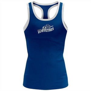 Rowverines Women's T-back Tank