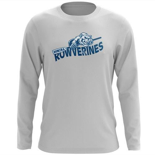 Rowverines Long Sleeve Cotton T-Shirt