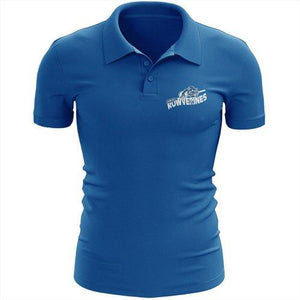 Rowverines Embroidered Performance Men's Polo