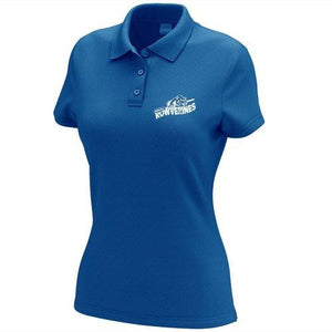 Rowverines Embroidered Performance Ladies Polo