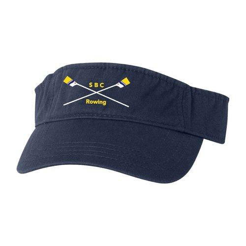 South Bend Cotton Twill Visor