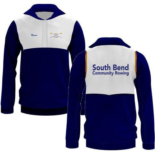 South Bend Community Rowing Hydrotex Lite Splash Jacket
