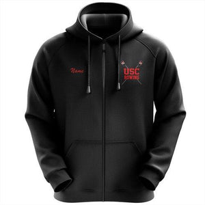 50/50 Hooded Upper St Clair Crew Pullover Sweatshirt