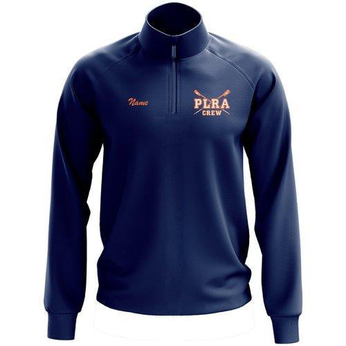 Portage Lake Rowing Association Mens Performance Pullover