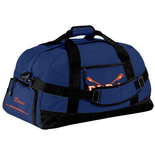Portage Lake Rowing Association Team Race Day Duffel Bag