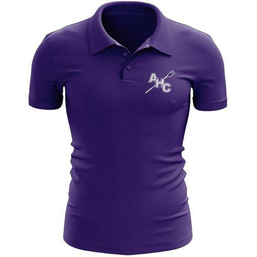 Academy of the Holy Cross Crew Embroidered Performance Men's Polo