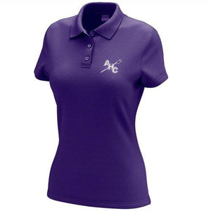 Academy of the Holy Cross Crew Embroidered Performance Ladies Polo