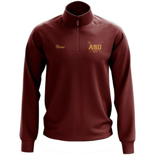 Arizona State Rowing Mens Performance Pullover