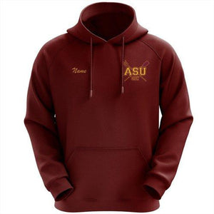 50/50 Hooded Arizona State Rowing Pullover Sweatshirt