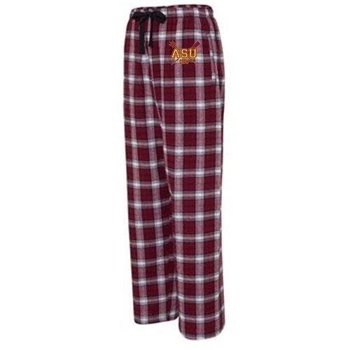 Arizona State Rowing Flannel Pants