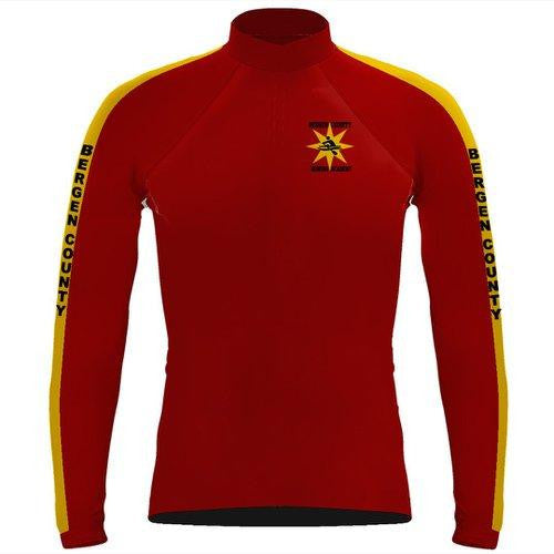Long Sleeve  Bergen County Rowing Association Warm-Up Shirt