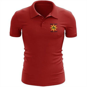 Bergen County Rowing Association Embroidered Performance Men's Polo