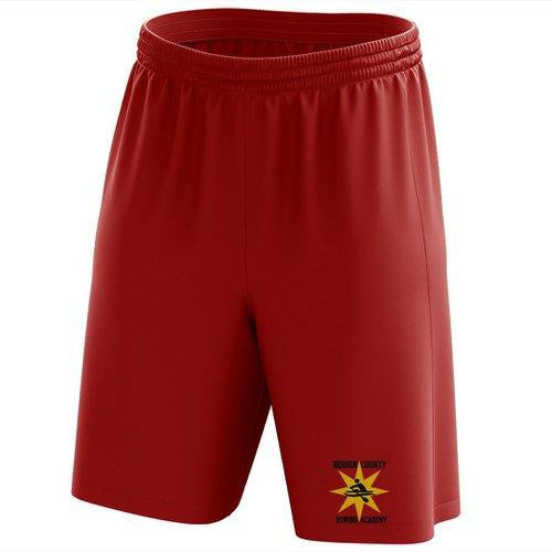 Custom  Bergen County Rowing Association Mesh Shorts