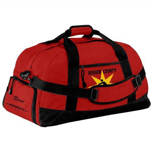 Bergen County Rowing Association Team Race Day Duffel Bag