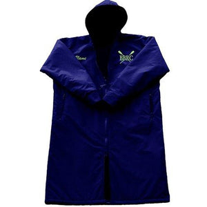 Full Length Buzzards Bay Rowing Club Parka