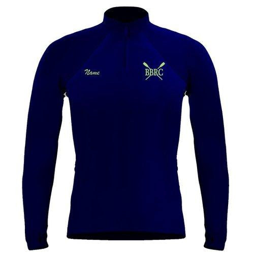 Buzzards Bay Rowing Club Ladies Pullover w/ Thumbhole