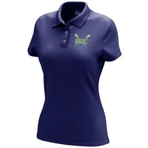 Buzzards Bay Rowing Club Embroidered Performance Ladies Polo