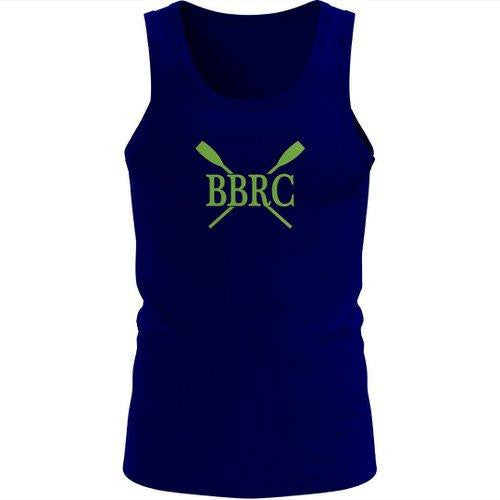 100% Cotton Buzzards Bay Rowing Club Tank Top