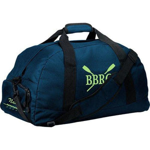 Buzzards Bay Rowing Club Team Race Day Duffel Bag