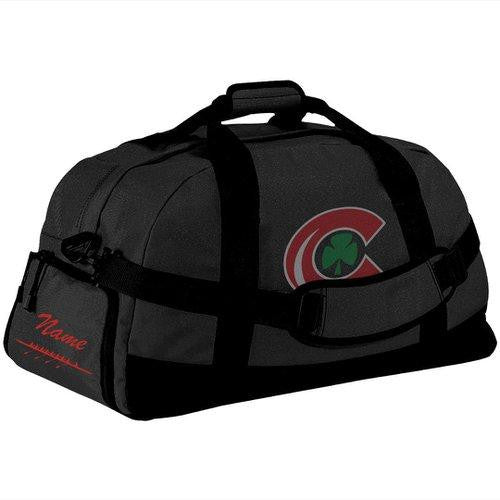 Central Catholic Rowing Crew Team Race Day Duffel Bag