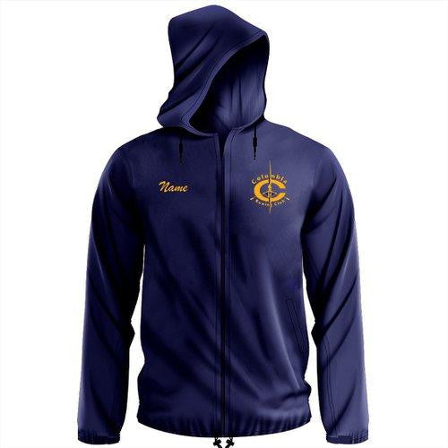 Official Columbia Rowing Club Team Spectator Jacket