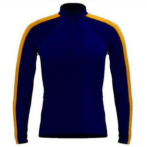 Long Sleeve Columbia Rowing Club Warm-Up Shirt