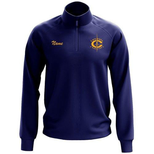 Columbia Rowing Club Mens Performance Pullover