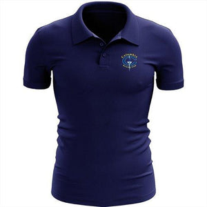 Columbia Rowing Club Embroidered Performance Men's Polo